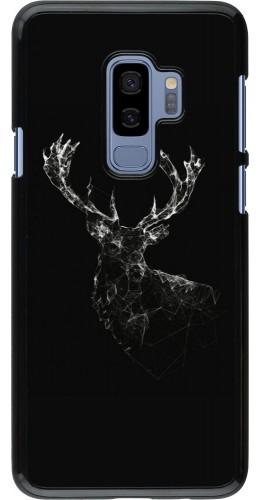 Coque Galaxy S9+ - Abstract deer