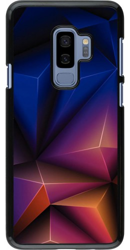 Coque Samsung Galaxy S9+ - Abstract Triangles