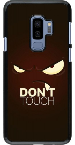 Coque Samsung Galaxy S9+ - Angry Dont Touch