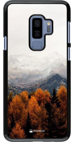 Coque Samsung Galaxy S9+ - Autumn 21 Forest Mountain
