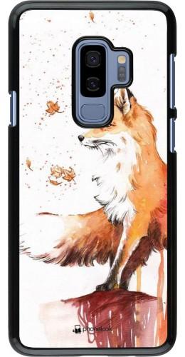 Coque Samsung Galaxy S9+ - Autumn 21 Fox