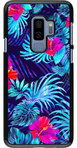 Coque Samsung Galaxy S9+ - Blue Forest