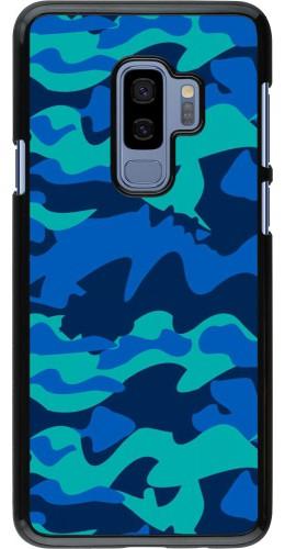 Coque Samsung Galaxy S9+ - Camo Blue