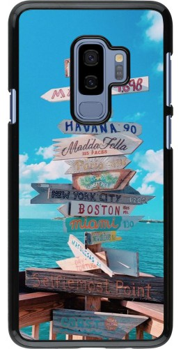 Coque Samsung Galaxy S9+ - Cool Cities Directions
