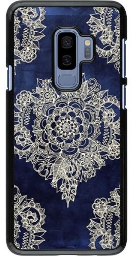 Coque Samsung Galaxy S9+ - Cream Flower Moroccan