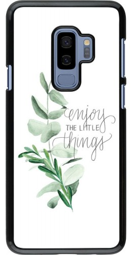 Coque Samsung Galaxy S9+ - Enjoy the little things