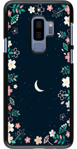 Coque Samsung Galaxy S9+ - Flowers space