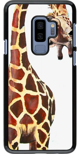 Coque Samsung Galaxy S9+ - Giraffe Fit