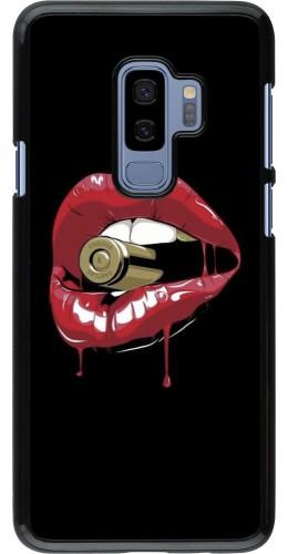 Coque Samsung Galaxy S9+ - Lips bullet