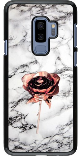 Coque Samsung Galaxy S9+ - Marble Rose Gold