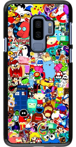 Coque Samsung Galaxy S9+ - Mixed cartoons