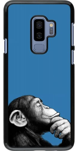 Coque Samsung Galaxy S9+ - Monkey Pop Art