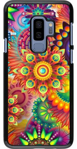 Coque Samsung Galaxy S9+ - Multicolor aztec