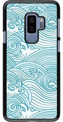 Coque Samsung Galaxy S9+ - Ocean Waves