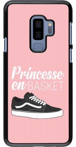 Coque Samsung Galaxy S9+ - princesse en basket