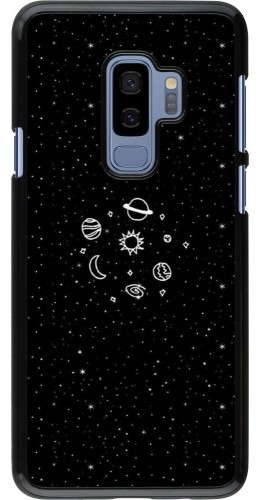 Coque Samsung Galaxy S9+ - Space Doodle