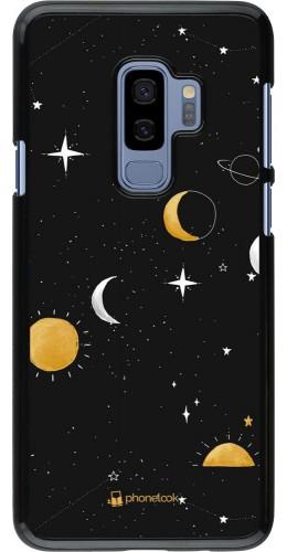 Coque Samsung Galaxy S9+ - Space Vector