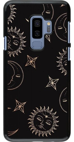 Coque Samsung Galaxy S9+ - Suns and Moons