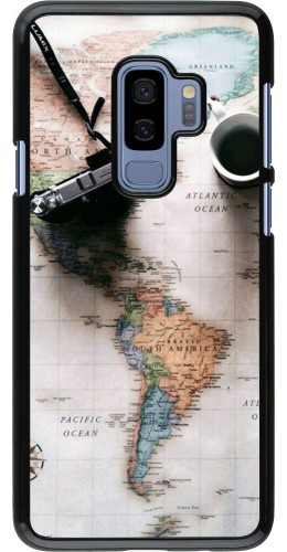 Coque Samsung Galaxy S9+ - Travel 01