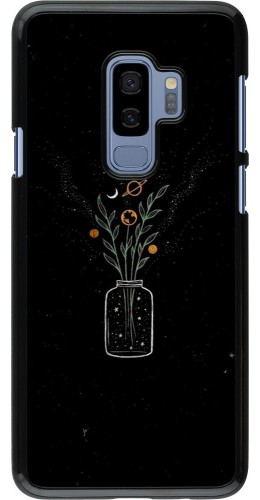 Coque Samsung Galaxy S9+ - Vase black