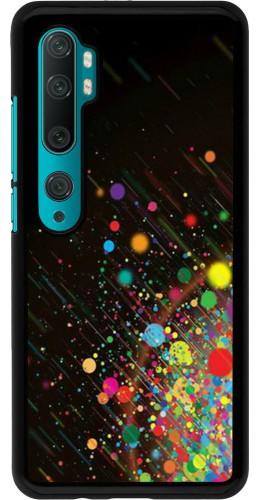 Coque Xiaomi Mi Note 10 / Note 10 Pro - Abstract Bubble Lines