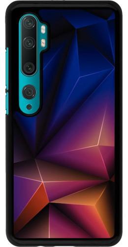 Coque Xiaomi Mi Note 10 / Note 10 Pro - Abstract Triangles