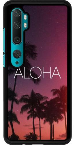 Coque Xiaomi Mi Note 10 / Note 10 Pro - Aloha Sunset Palms
