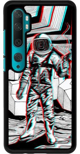 Coque Xiaomi Mi Note 10 / Note 10 Pro - Anaglyph Astronaut