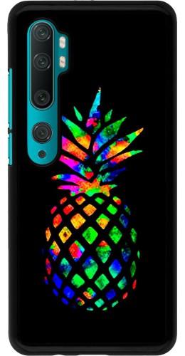 Coque Xiaomi Mi Note 10 / Note 10 Pro - Ananas Multi-colors