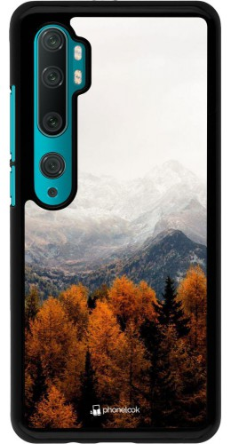 Coque Xiaomi Mi Note 10 / Note 10 Pro - Autumn 21 Forest Mountain