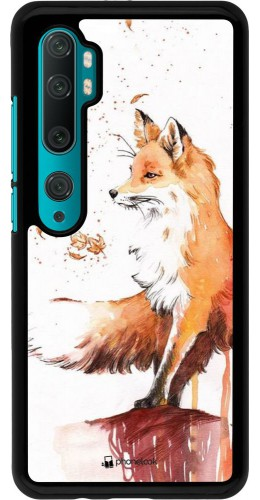 Coque Xiaomi Mi Note 10 / Note 10 Pro - Autumn 21 Fox