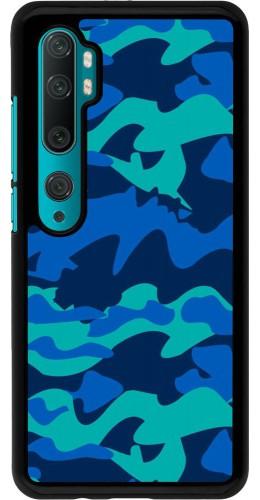 Coque Xiaomi Mi Note 10 / Note 10 Pro - Camo Blue