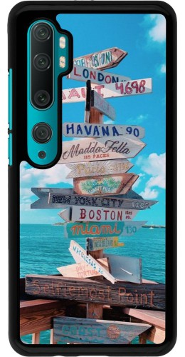 Coque Xiaomi Mi Note 10 / Note 10 Pro - Cool Cities Directions
