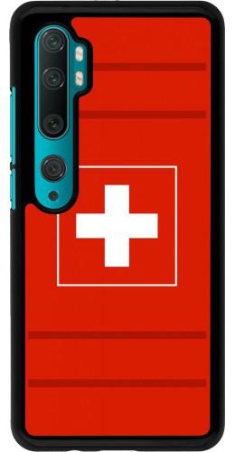 Coque Xiaomi Mi Note 10 / Note 10 Pro - Euro 2020 Switzerland