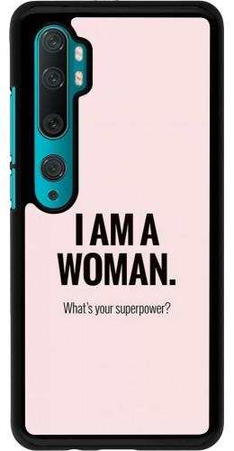 Coque Xiaomi Mi Note 10 / Note 10 Pro - I am a woman