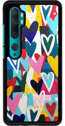 Coque Xiaomi Mi Note 10 / Note 10 Pro - Joyful Hearts