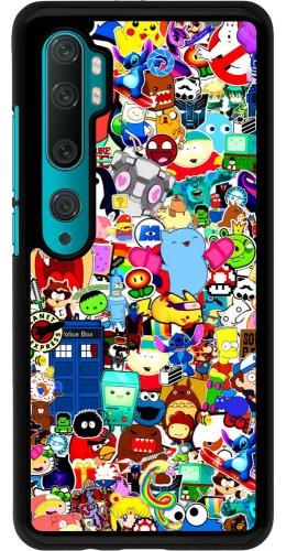 Coque Xiaomi Mi Note 10 / Note 10 Pro - Mixed cartoons