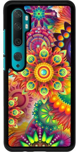 Coque Xiaomi Mi Note 10 / Note 10 Pro - Multicolor aztec