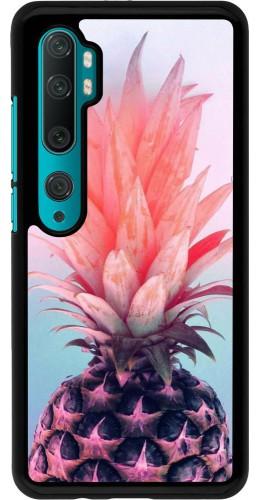 Coque Xiaomi Mi Note 10 / Note 10 Pro - Purple Pink Pineapple
