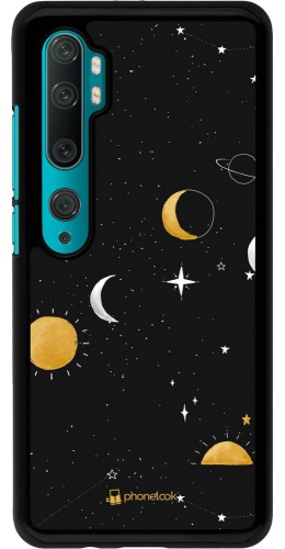 Coque Xiaomi Mi Note 10 / Note 10 Pro - Space Vector