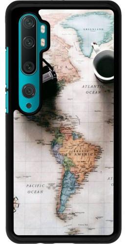 Coque Xiaomi Mi Note 10 / Note 10 Pro - Travel 01