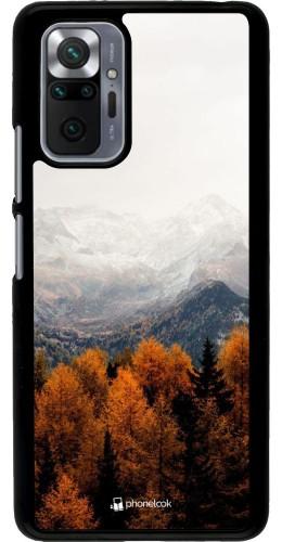 Coque Xiaomi Redmi Note 10 Pro - Autumn 21 Forest Mountain