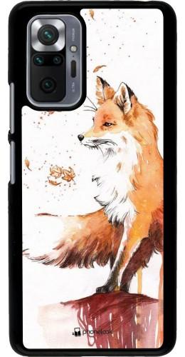 Coque Xiaomi Redmi Note 10 Pro - Autumn 21 Fox