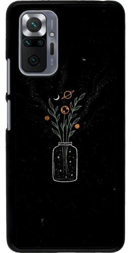 Coque Xiaomi Redmi Note 10 Pro - Vase black