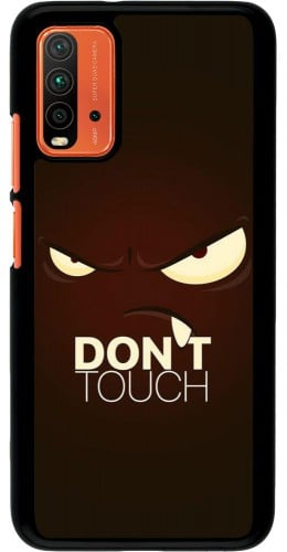Coque Xiaomi Redmi 9T - Angry Dont Touch