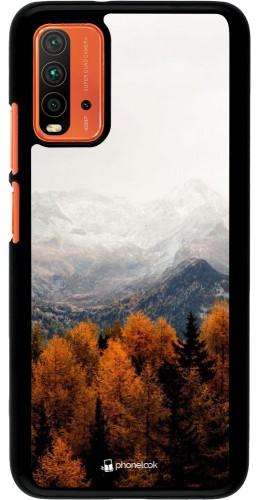 Coque Xiaomi Redmi 9T - Autumn 21 Forest Mountain