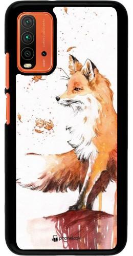 Coque Xiaomi Redmi 9T - Autumn 21 Fox