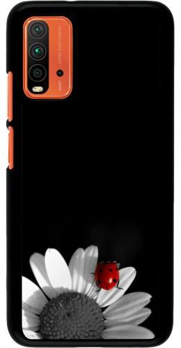 Coque Xiaomi Redmi 9T - Black and white Cox