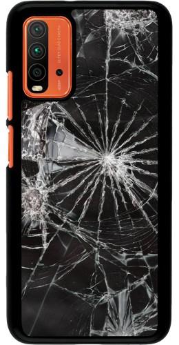 Coque Xiaomi Redmi 9T - Broken Screen