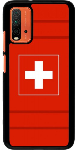 Coque Xiaomi Redmi 9T - Euro 2020 Switzerland